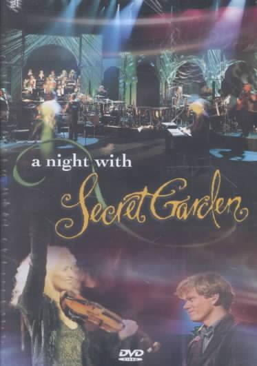 NIGHT WITH SECRET GARDEN BY SECRET GARDEN (DVD)
