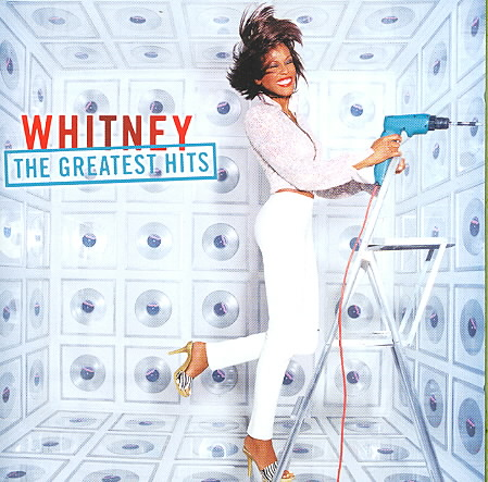 WHITNEY:THE GREATEST HITS BY HOUSTON,WHITNEY (CD)