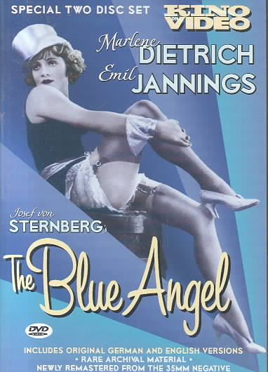 BLUE ANGEL BY DIETRICH,MARLENE (DVD)