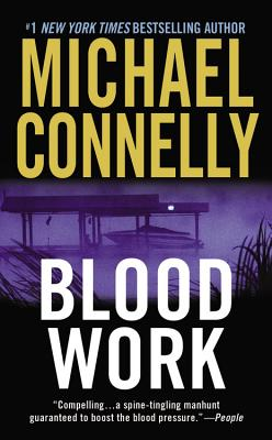 Blood Work By Connelly, Michael