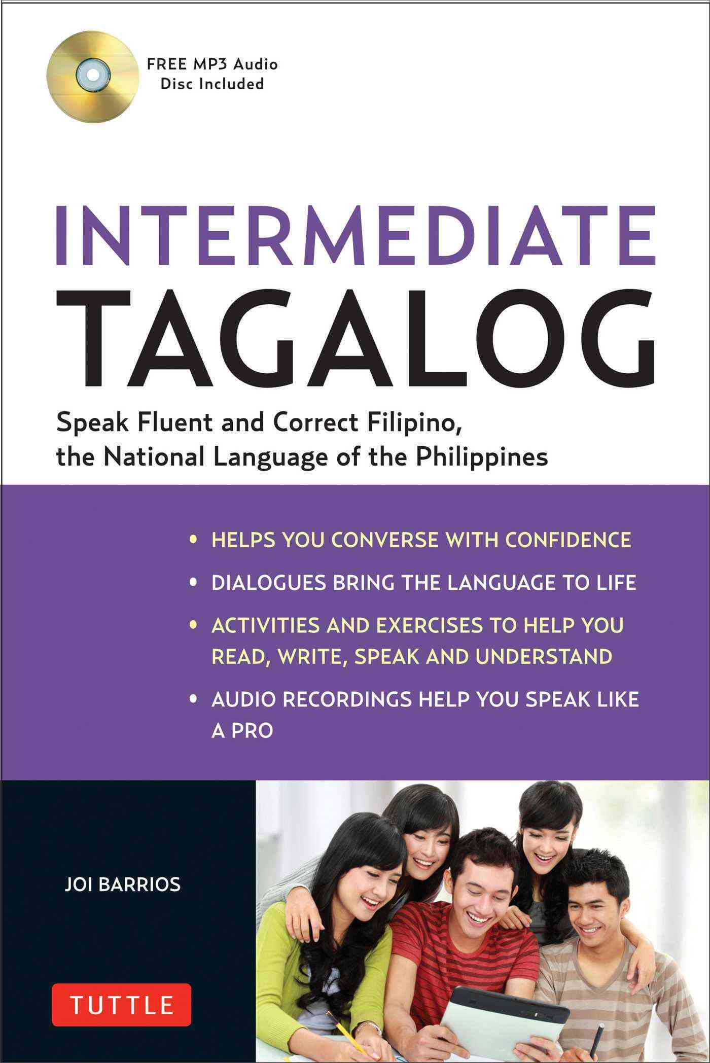 Intermediate Tagalog By Barrios, Joi