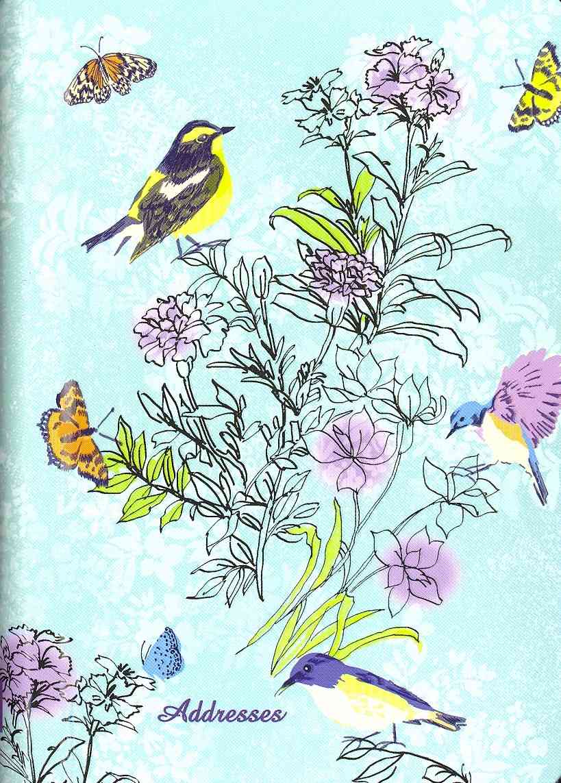 Summer Songbirds By Peter Pauper Press Inc. (EDT)